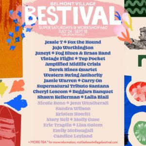 Bestival 2021 – band